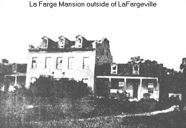 La Farge Mansion